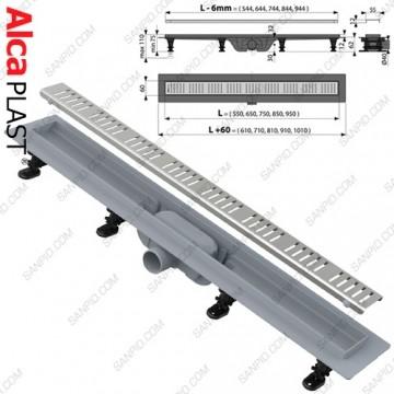 AlcaPlast Simple APZ10-550M