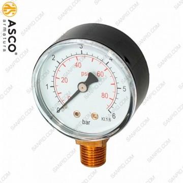 ASCO armatura ETS-671 0-6 bar