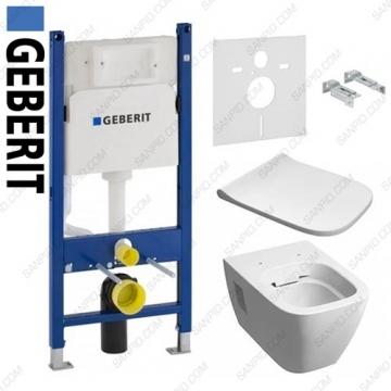 GEBERIT Duofix 458126001-L33120000-L30112000